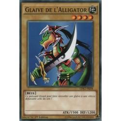 Glaive de l'Alligator (C) [LDK2]