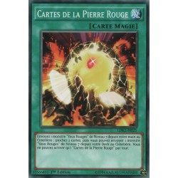 Cartes de la Pierre Rouge (C) [LDK2]