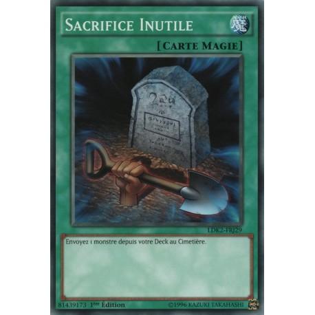 Sacrifice Inutile (C) [LDK2]