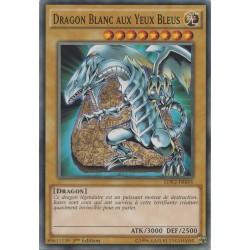 Dragon Blanc aux Yeux Bleus (C) [LDK2]