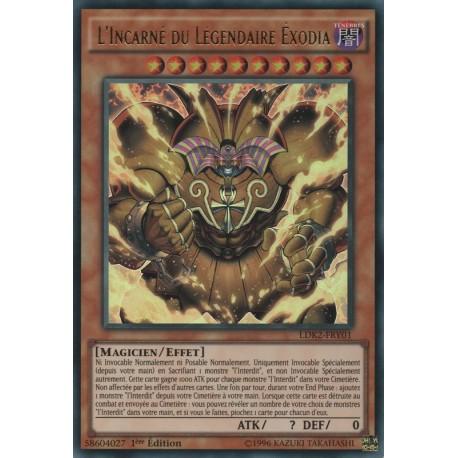 L'Incarné du Légendaire Exodia (UR) [LDK2]