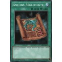 Anciens Règlements (C) [LDK2]