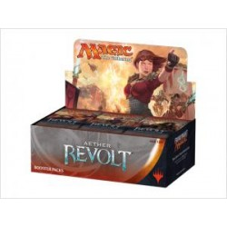 Boite Aether Revolt VO (36 boosters) (20/01/17)