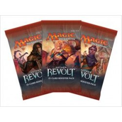 Booster Aether Revolt VO (20/01/2017)