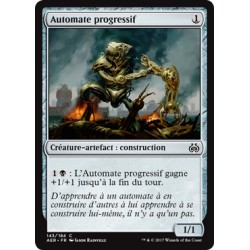Artefact - Automate Progressif (C) [AER]