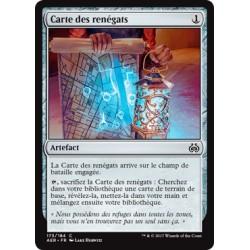 Artefact - Carte des Renégats (C) [AER]