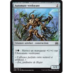 Artefact - Automate Verdoyant (C) [AER]