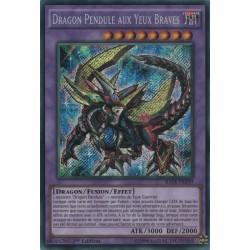 Dragon Pendule Aux Yeux Braves (STR) [RATE]