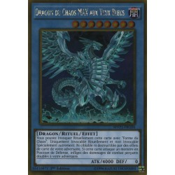 Dragon Du Chaos Max Aux Yeux Bleus (GOLD) [MVP1G]