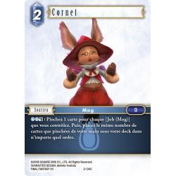 Final Fantasy - Eau - Cornet (FF2-134C)
