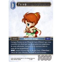 Final Fantasy - Eau - Porom (FF2-136R)
