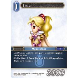 Final Fantasy - Eau - Rosa (FF2-144C)