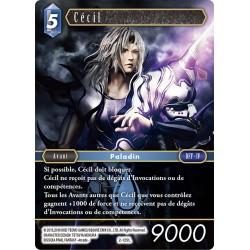 Final Fantasy - Eau - Cecil (FF2-129L) (Foil)