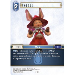 Final Fantasy - Eau - Cornet (FF2-134C) (Foil)