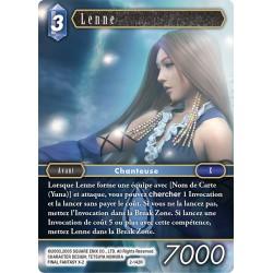 Final Fantasy - Eau - Lenne (FF2-142R) (Foil)
