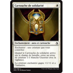 Blanche - Cartouche de solidarité (C) [AKH]