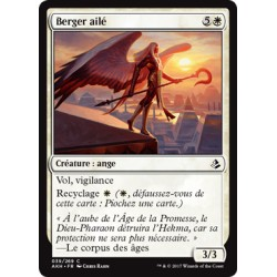 Blanche - Berger ailé (C) [AKH]