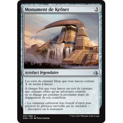 Artefact - Monument de Kefnet (U) [AKH]