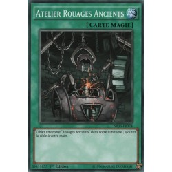 Atelier Rouages Ancients  (C) [SR03]