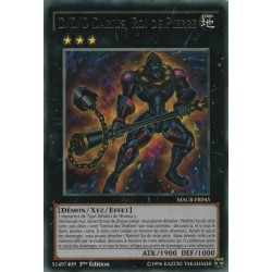 D/D/D Darius, Roi de Pierre  (R) [MACR]