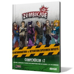Compendium #2- Zombicide