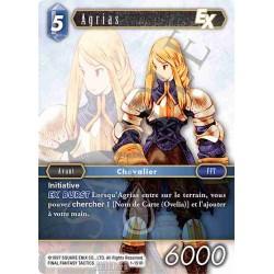 Final Fantasy - Eau - Agrias (FF1-151R)