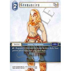 Final Fantasy - Eau - Géomancien (FF1-169C)