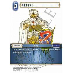 Final Fantasy - Eau - Minnwu (FF1-171H)
