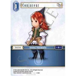 Final Fantasy - Eau - Conjureur (FF1-159C) (Foil)