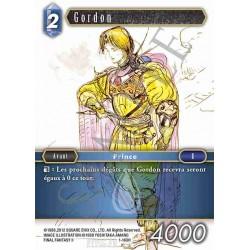 Final Fantasy - Eau - Gordon (FF1-160H) (Foil)