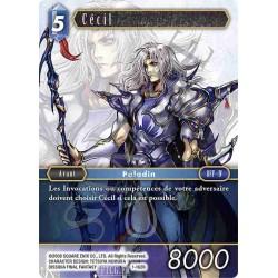Final Fantasy - Eau - Cécil (FF1-162R) (Foil)