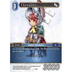 Final Fantasy - Eau - Chevalier (FF1-166C) (Foil)