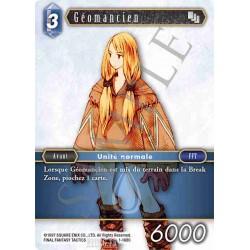 Final Fantasy - Eau - Géomancien (FF1-168C) (Foil)