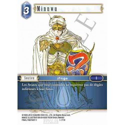 Final Fantasy - Eau - Minnwu (FF1-171H) (Foil)