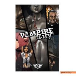 Vampire City Livre de Base