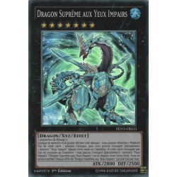 Dragon Suprême Aux Yeux Impairs (SR) [PEVO]