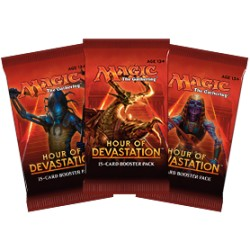Booster Hour of Devastation VO