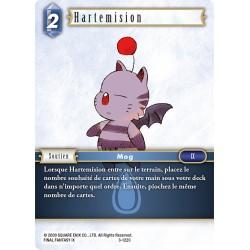 Eau - Hartemision (FF3-122C) (Foil)