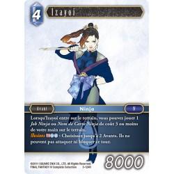 Final Fantasy - Eau - Izayoi (FF3-124R) (Foil)