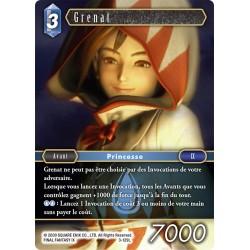 Final Fantasy - Eau - Grenat (FF3-129L) (Foil)