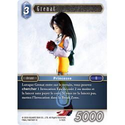 Final Fantasy - Eau - Grenat (FF3-152S) (Foil)