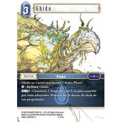 Eau - Ghido (FF3-131H)