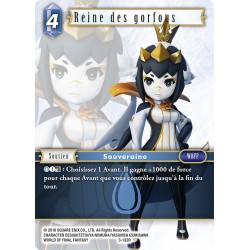 Eau - Reine des Gorfous (FF3-132R)