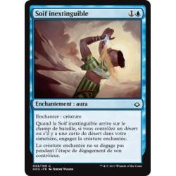Bleue - Soif inextinguible (C) [HOU] FOIL