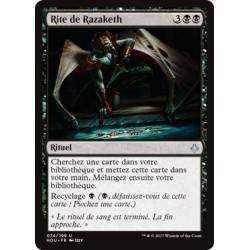 Noire - Rite de Razaketh (U) [HOU] FOIL