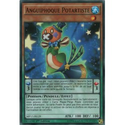 Yugioh - Anguiphoque Potartiste (C) [MP17]