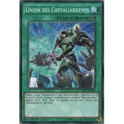 Yugioh - Union Des Chevaliardents (C) [MP17]