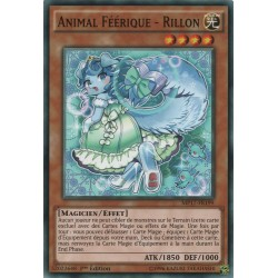 Yugioh - Animal Féérique - Rillon (C) [MP17]