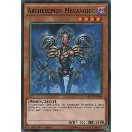 Yugioh - Archedémon Mécanique (C) [MP17]