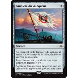 Artefact - Bannière du vainqueur (R) [XLN] FOIL